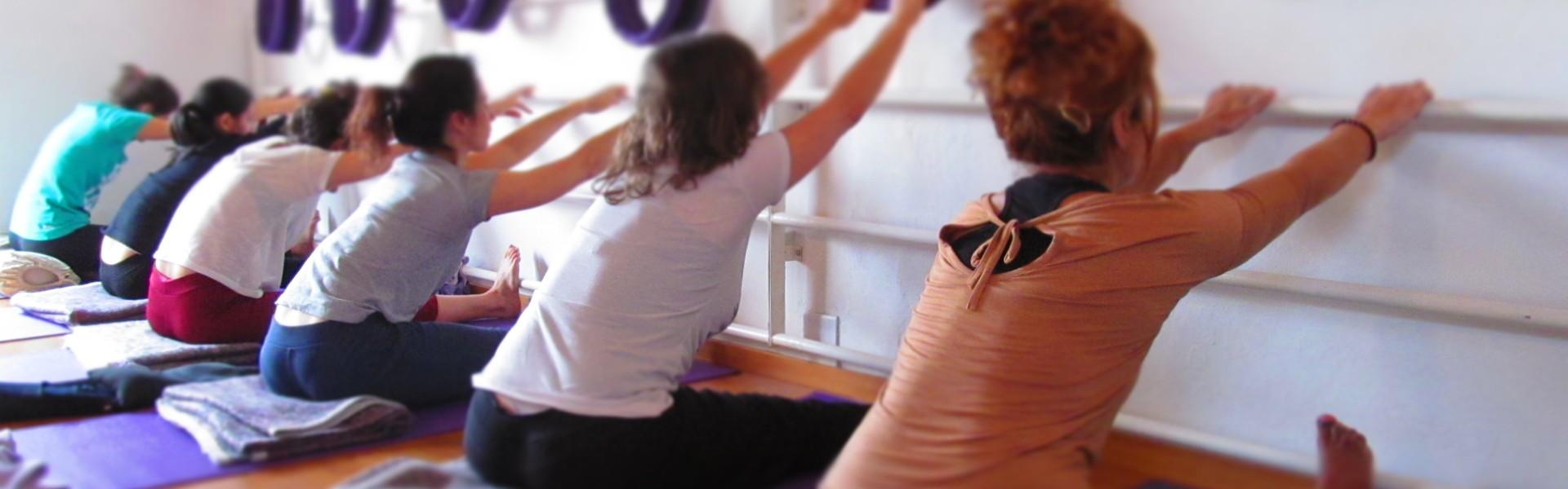 Santosha – Estudio de Yoga Iyengar en Nuñez